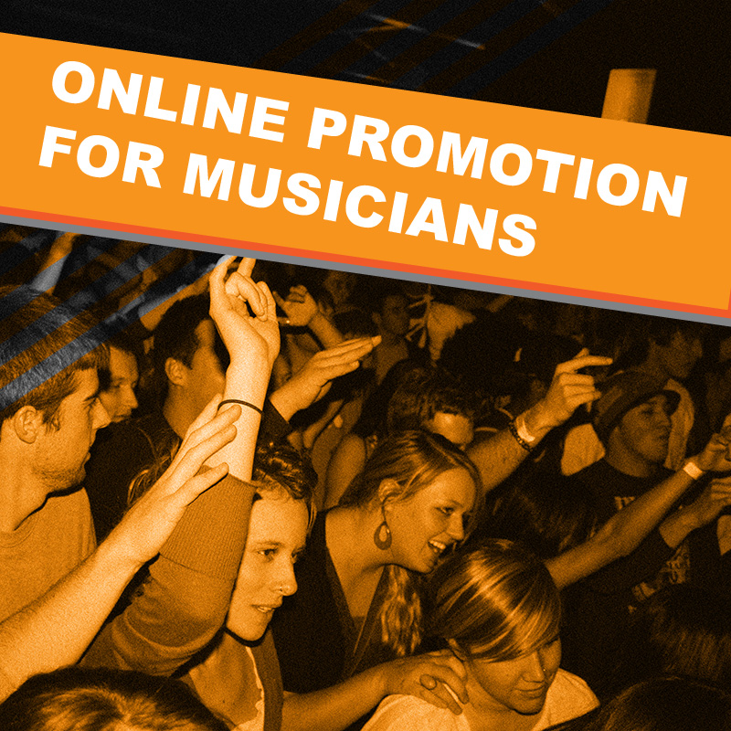 TuneTrax - Online Promotion For Musicians