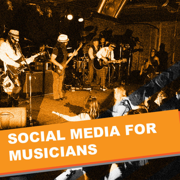 TuneTrax - Social Media For Musicians. web and social media networks evaluation