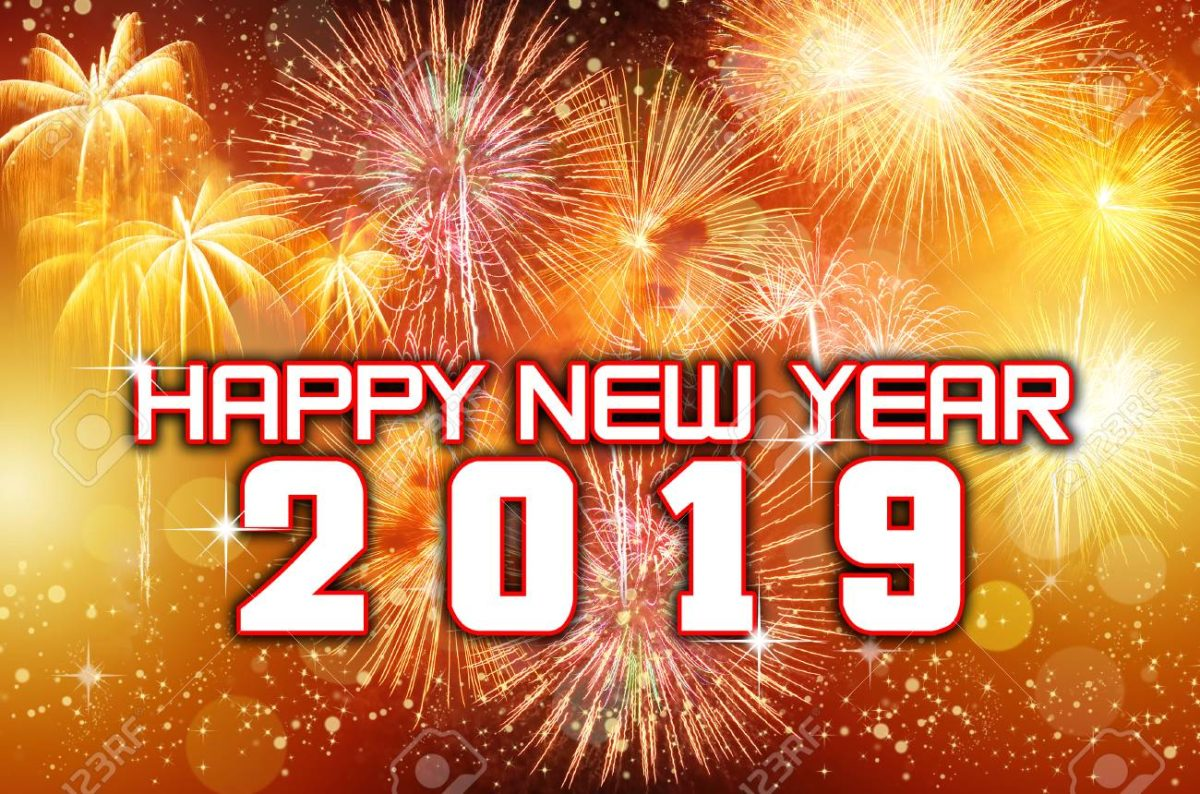 Happy New Year 2019 from Tunetrax