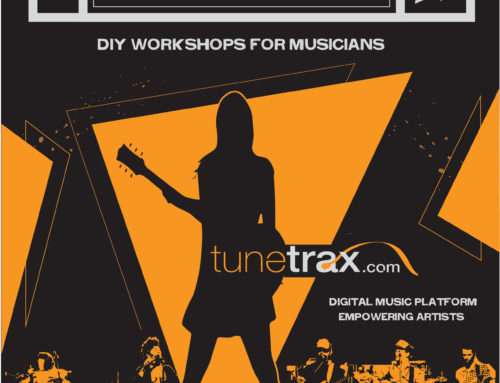 "Tunetrax Launches of ""101 For Musicians"" Free Webinars Series"