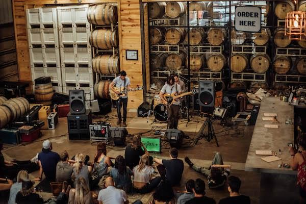 Indie Fest Showcase at Austin Winery