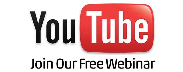 YouTube free webinar presented by Tunetrax